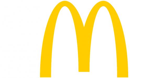 Logo firmy McDonalds