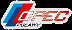Logo OPEC Puławy